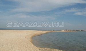 Потрясающие вещи: Азовское море